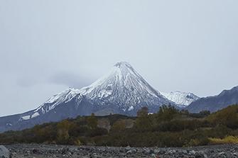 Вулкан Авача